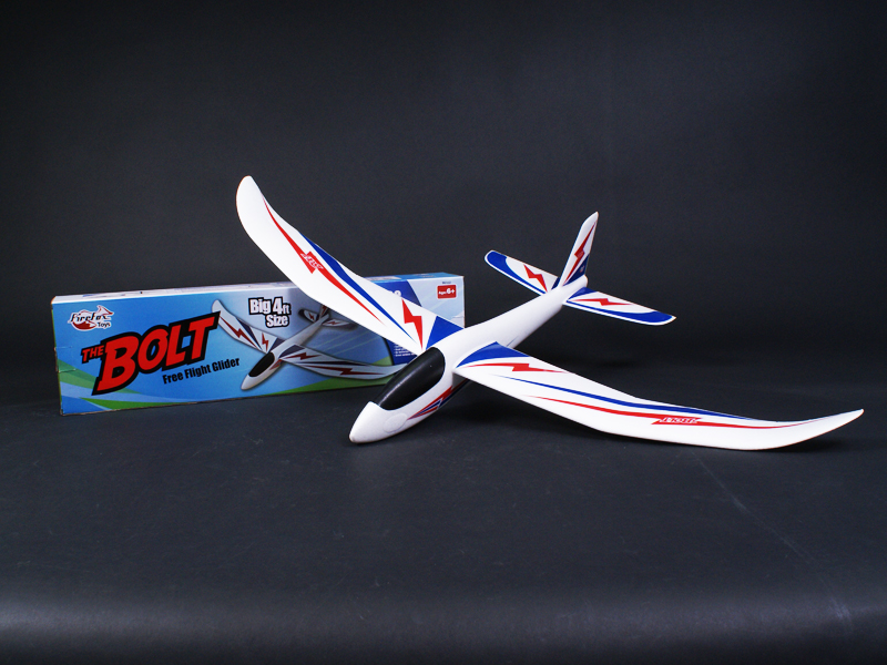 Bolt free fly / RC